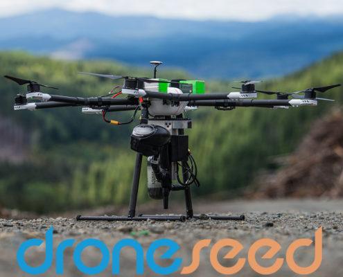 شرکت نوپای DroneSeed شبیوهی نوینی را برای جنگلبانی ارائه کرده است.